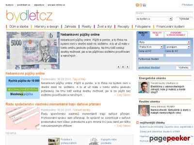 bydlet.cz hodnota je $ 88.585,74