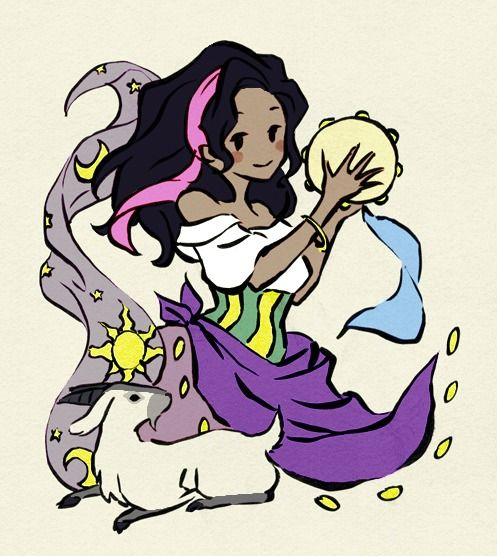Esmeralda by Erica Nagai (nagai13) & disneyinduceddreams