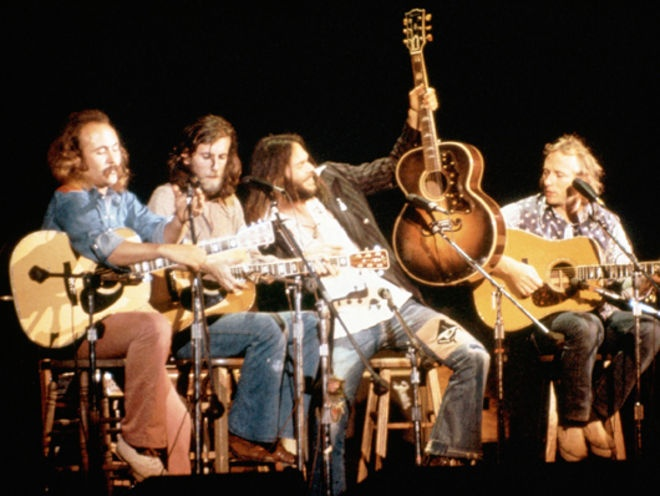 Crosby Stills Nash And Young  Tour Dates