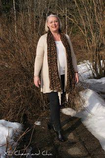 XL Cheap & Chic: Lauantain leopardit ja lauantailinkki -  Saturday ...