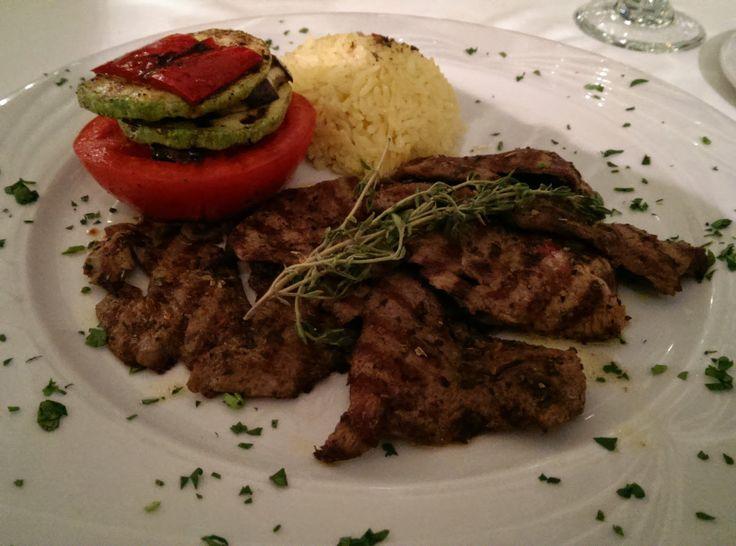 KanGurular: Matbah Restaurant- Sultanahmet - İSTANBUL   İstan...
