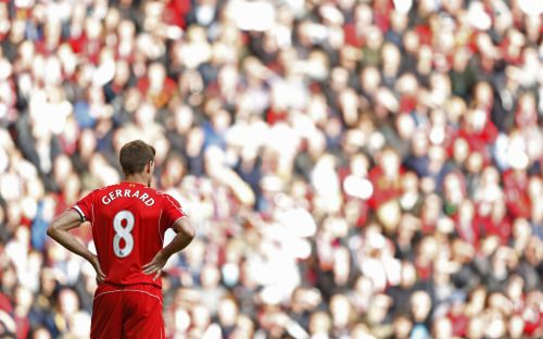 You'll Never Walk Alone, Steven Gerrard!