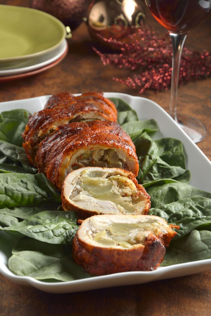 Best 25 pechuga de pavo rellena ideas on pinterest for Como cocinar pechuga de pavo