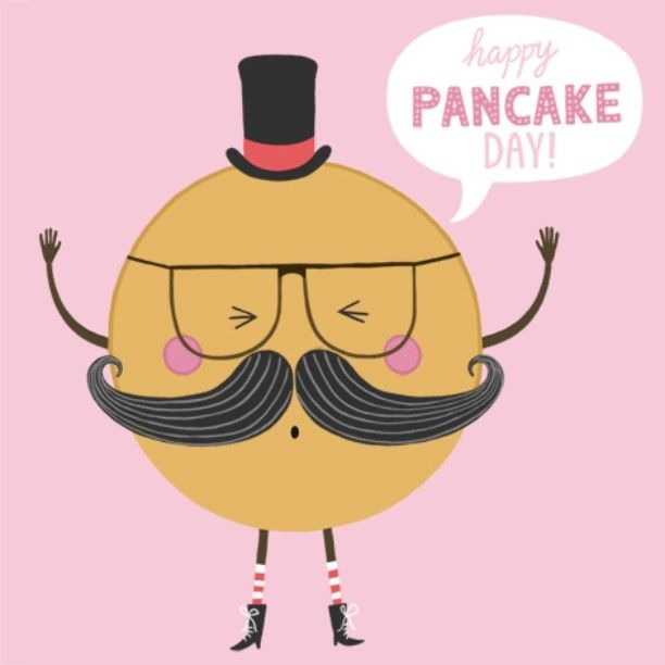 Happy shrove Tuesday everyone!! #shrovetuesday #pancakeday #eatmorepancakes #pancakesforeverymeal #pinterest #moustachepancake