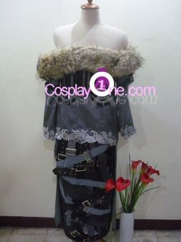Lulu Cosplay Costume from Final Fantasy X front by Cosplay1