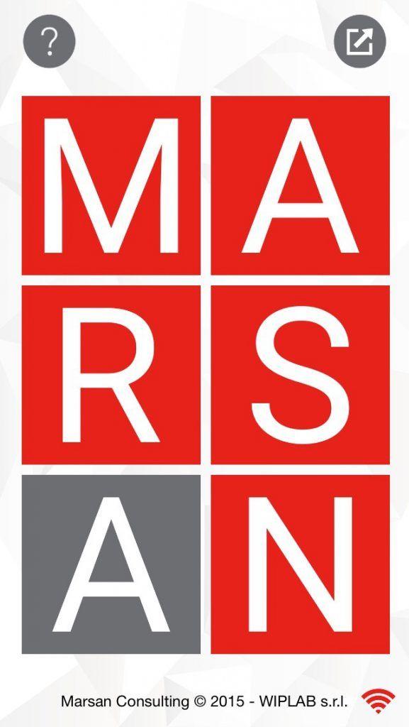 Con la nuovissima app Marsan Consulting realizzata sia per i collaboratori che per i clienti potrai: - Essere aggiornato tramite push notification su tutte le novità. - Richiedere assistenza al team Marsan - Registrare i tuoi dati per essere sempre sincronizzato.