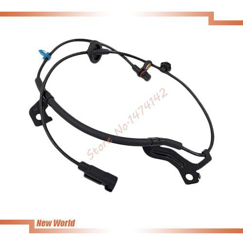 Задний Правый ABS Датчика Скорости Колеса ALS1819 4670A580 Для Mitsubishi Outlander ASX Lancer VII 2006 2007 2008 2009 2010 2011 2012