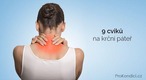 9 cviků na krční páteř | ProKondici.cz