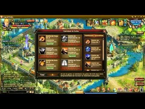 Apresentação FortViron - Mago - Legend Online