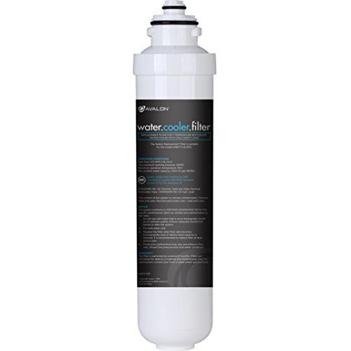 Avalon Replacement Filter For Avalon Branded Bottleless Water Coolers, NSF Certified, 1500 Gallons. For product & price info go to:  https://all4hiking.com/products/avalon-replacement-filter-for-avalon-branded-bottleless-water-coolers-nsf-certified-1500-gallons/