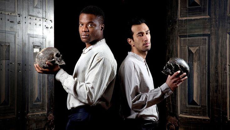 Hamlet. Globe's production comes to Madrid