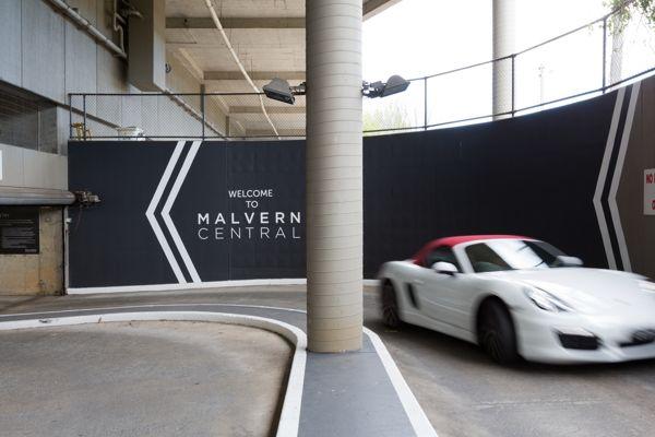 Malvern Central on Behance