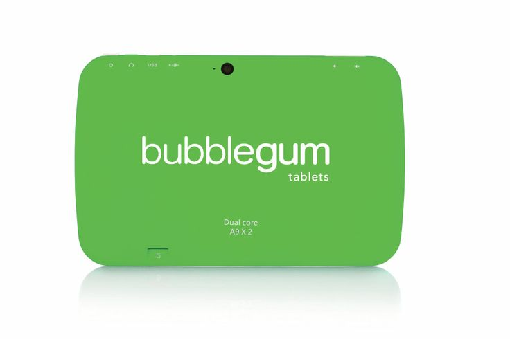 Bubblegum Kids Tablet   www.intellibox.co.za