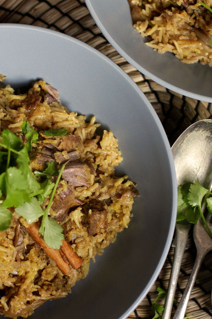 Slow Cooker Beef Biryani: You'll be making this at least once a week!