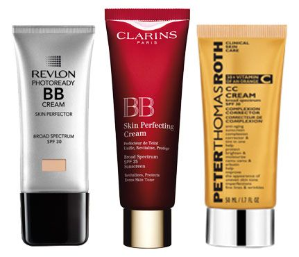 Your Ultimate Gym Beauty Bag: BB or CC cream