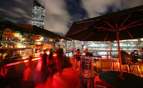 Rooftop Bar - Melbourne - Bars & Pubs - Time Out Melbourne