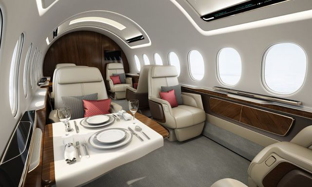 This Plane Travels Between New York and London In 4.5 Hours  - TownandCountryMag.com