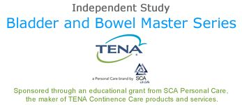 Nurse continuing education about restoring urinary and bowel continence in nursing home residents.
