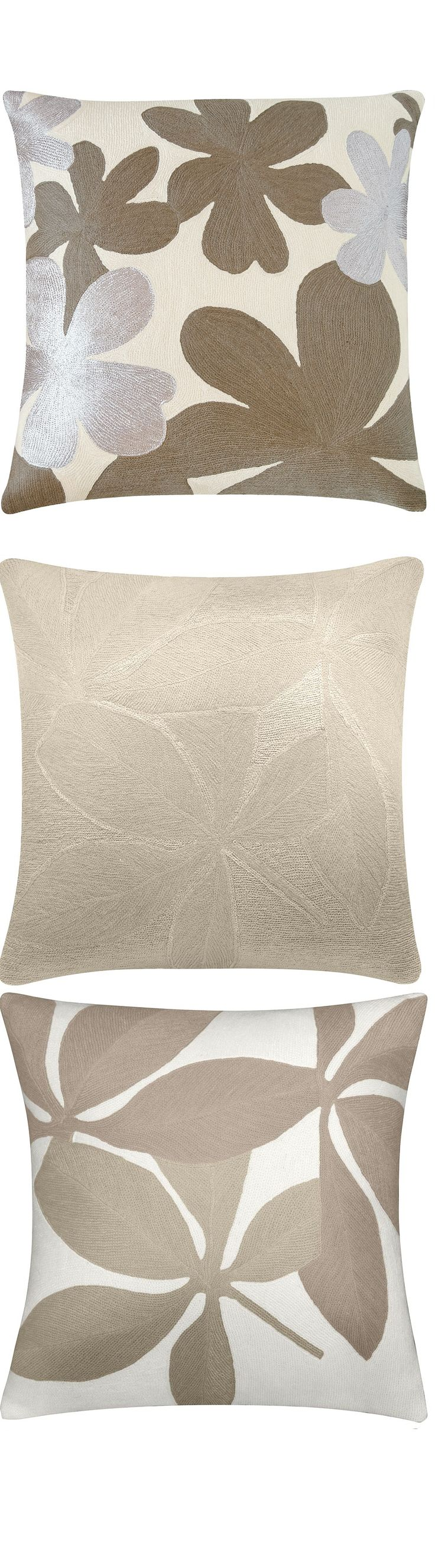 the  best grey pillow cases ideas on pinterest  bed linens  - gray pillows gray throw pillows gray modern pillows by instyle