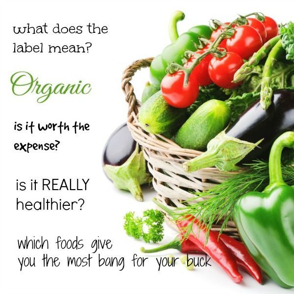is organic food better Organic food may come with less pesticides but there's little evidence it's better for you, say researchers from stanford university in a study published today in annals of internal medicine.