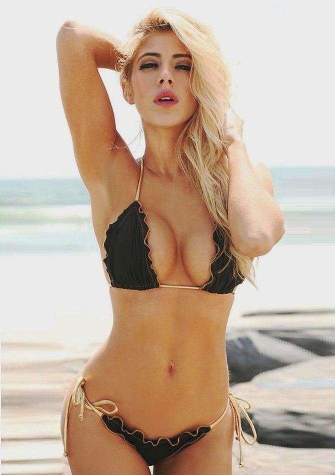 Sexiest bikini boobs hot girls thread share your