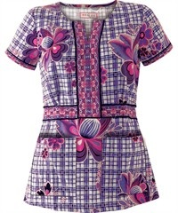 Just purchased this Koi Princess print top from Uniform Advantage... My favorite scrub site!