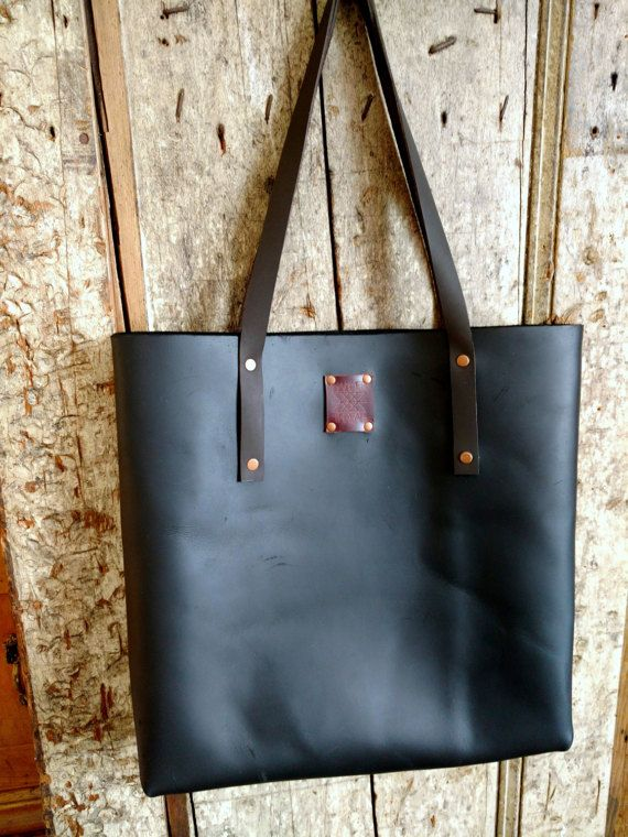 The Everyday Tote by Hammerthreads on Etsy