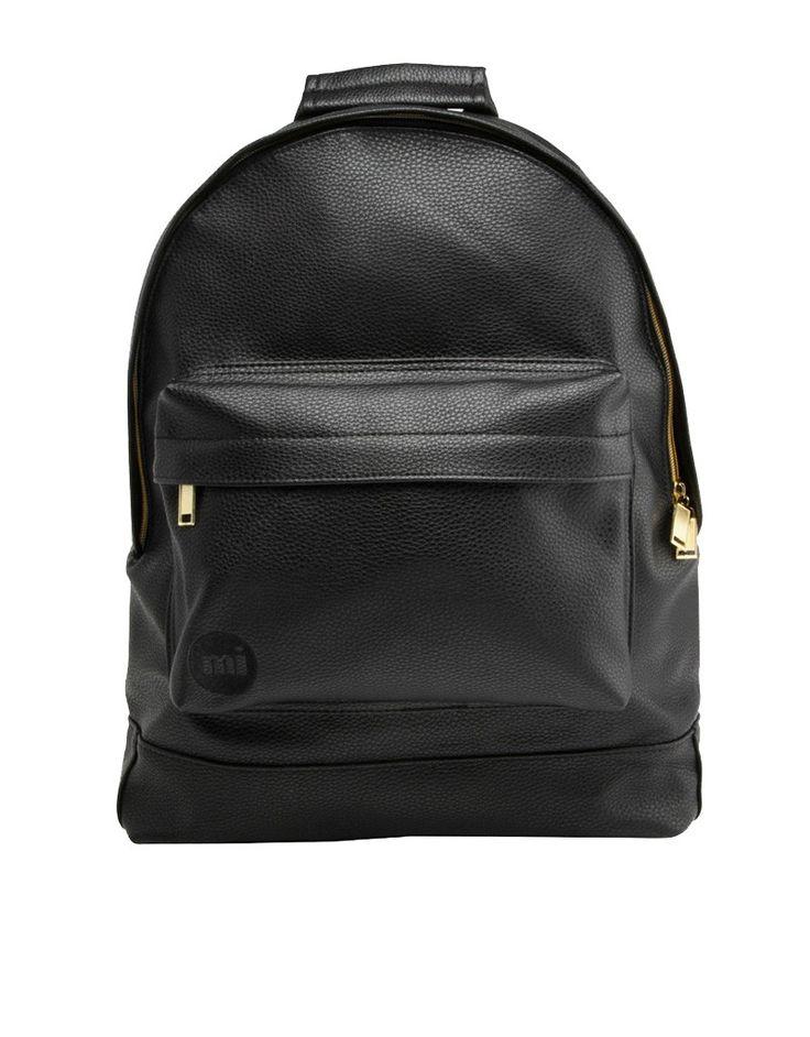 Mi PAC Tumbled Backpack -Black (740349-005)