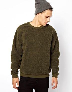 Cheap Monday Bear Sweatshirt