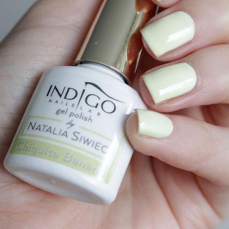 Indigo Banana #nails #paznokcie #polishgirl #poland #manicure #hybrydy #nailove #nailswag #nailstagram #natural #cute #nailartwow #nail #indigo #indigonails #indigonailslab #colourfulnails #inspiration #naildesign #nails2inspire #nailsoftheday #instanails #banana  #żółty #spring #nataliasiwiec #paznokciehybrydowe #yellow  #miami2017 #stampingnailart
