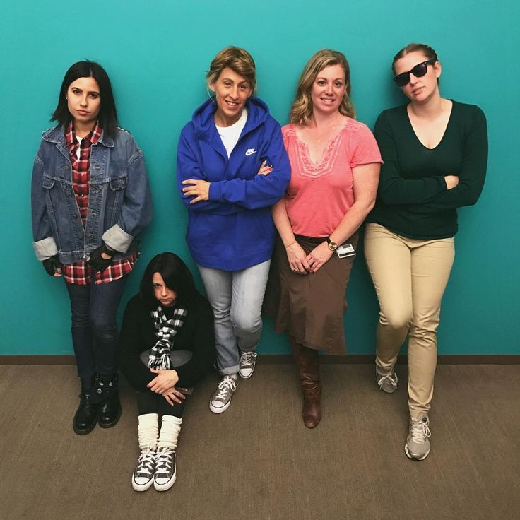 18 Non-Lame Group Halloween Costumes for Your Squad – #Costumes #group #Hallowee…