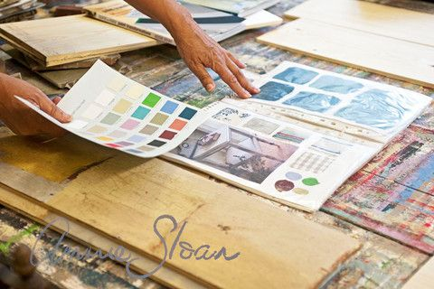 Chalk Paint™ 101 -  Saturday 18th June 2016 at 9.30am $120
