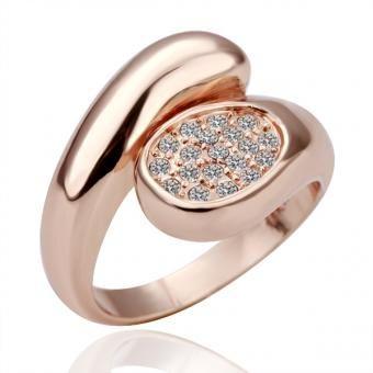 Passing 18 Karat Gold Plated Ring