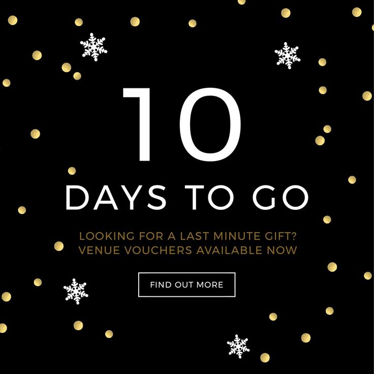 Christmas Countdown Design from Easil - 12 Ideas to get your Christmas Promotions Rocking!
