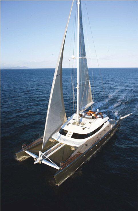 Welcome - MEGAYACHT CATAMARANS - Luxury custom-made catamarans - Blue Coast Yachts