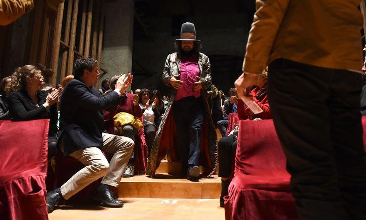 Vinicio Capossela per il Festival Verdi - foto di Roberto Ricci