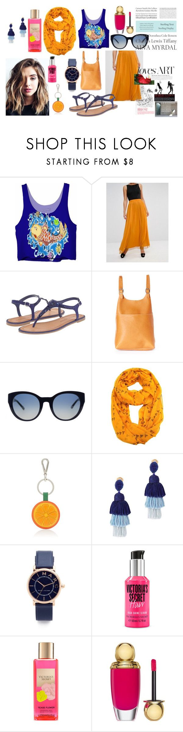 Summer Baby~ by avantika22july on Polyvore featuring J&C Creations, Boohoo, Chinese Laundry, Le Donne, Marc Jacobs, Oscar de la Renta, Le Nom, Tory Burch, Barneys New York, Christian Dior and Victoria's Secret