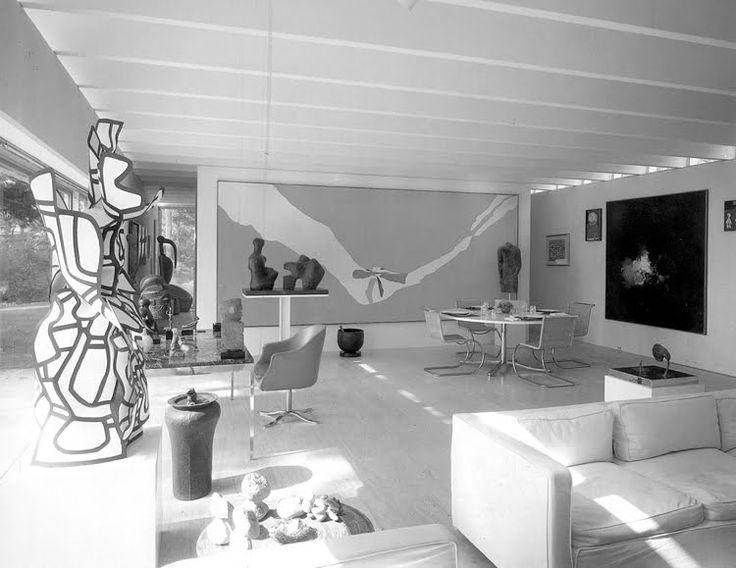 Gordon Bunshaft House On Georgica Pond In Easthampton New York Gissler Interiordesign Great