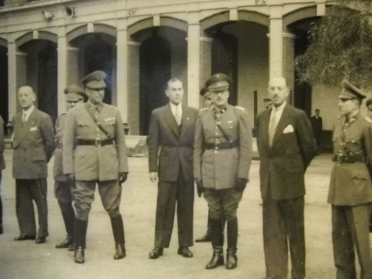 Escuela Militar Oficiales Ejercito Chile