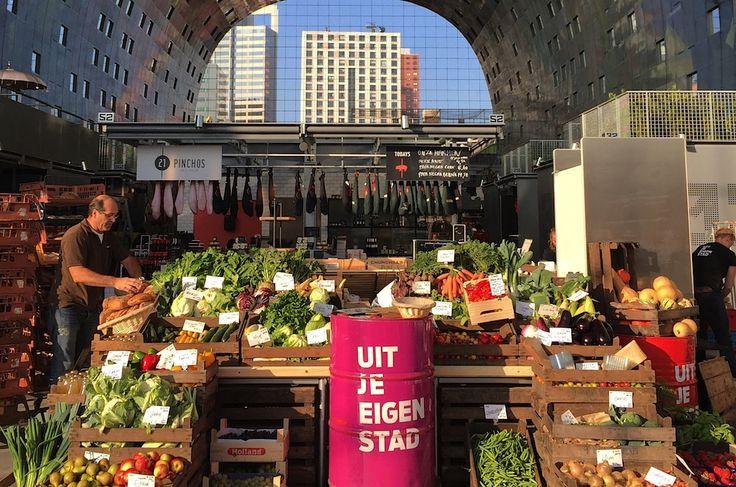 Maak kennis met Markthal Rotterdam | Francesca Kookt