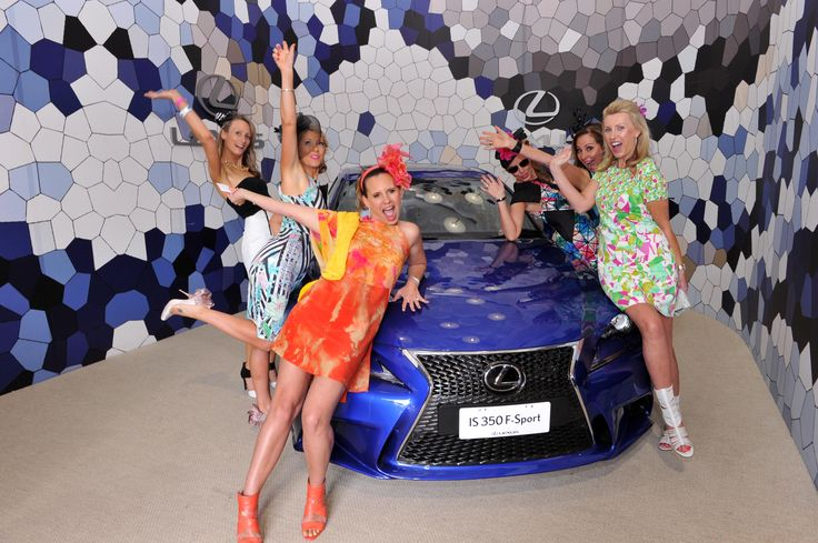 Hands up if you would like to take the #IS350 F Sport home. #LexusDesign Pavilion