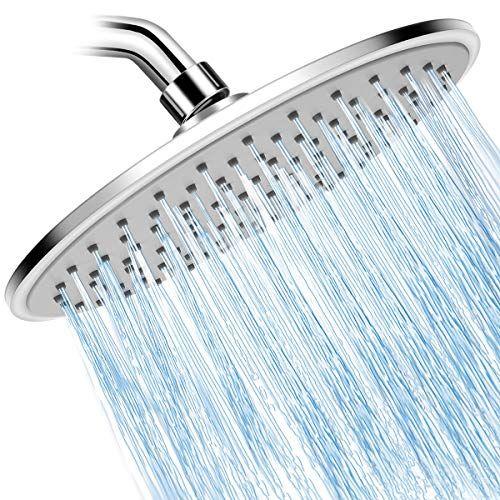 Shower Head High Pressure Rainfall Shower Heads Warmspray 9