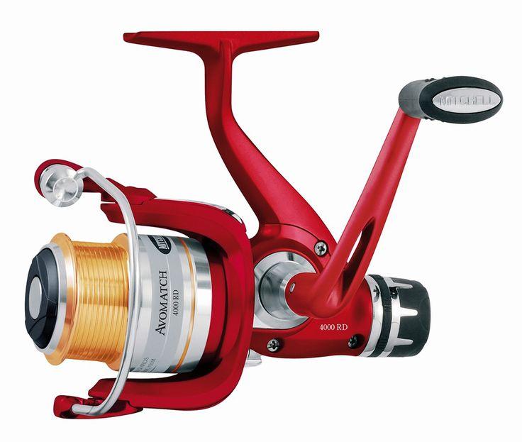 Многие рыболовы, как и я, помнят «феррари» среди катушек – красную MITCHELL AVOMATCH с передачей 7,2:1.
