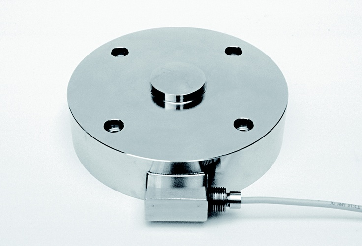 Mod. CBLS low profile compression load cell stainless steel IP68