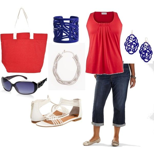 47 best 4th of july outfits images on pinterest | plus size, july