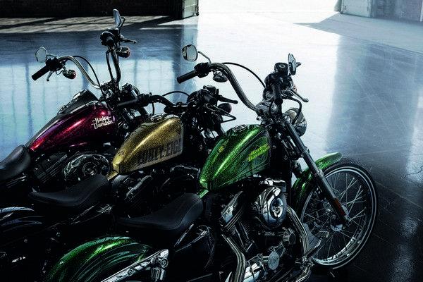 Harley Davidson Hard Candy Custom Old School