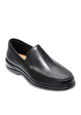 Cole Haan Men's Santa Barbara Twin Gore Loafers - Black - 10.5M