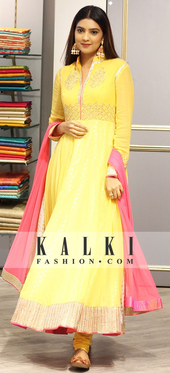 The Sangeet Look from the Summer Couture 2017 Video Launching soon. Stay Tuned to our YouTube page Kalkifashion.com