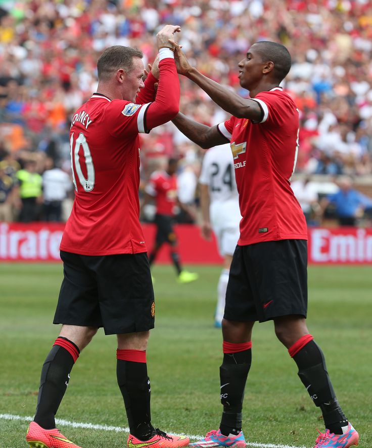 Tour Classics: United stun Real Madrid (2014) - Official Manchester United Website