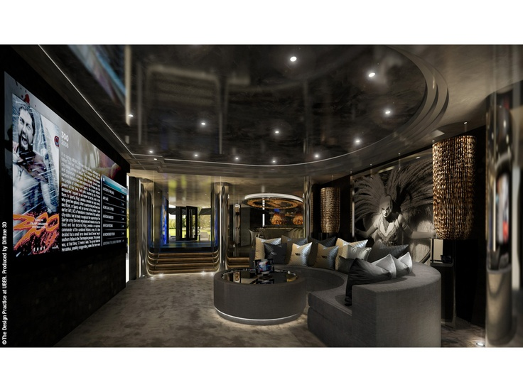 private residence cinema cheshire uk the design practice by uber